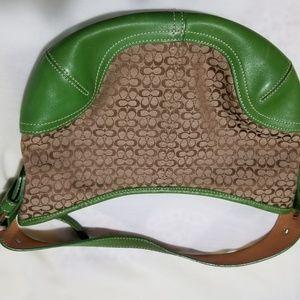 Handbags - Coach hobo hand bag